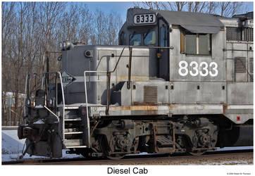 Diesel Cab LXII by hunter1828