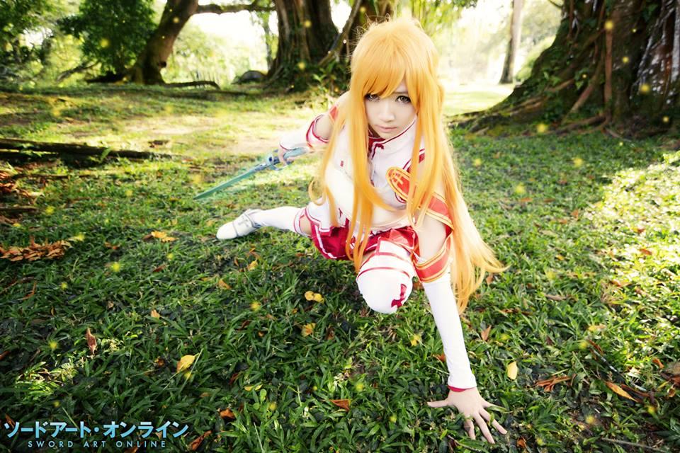 Asuna | Sword Art Online by HarukoBev
