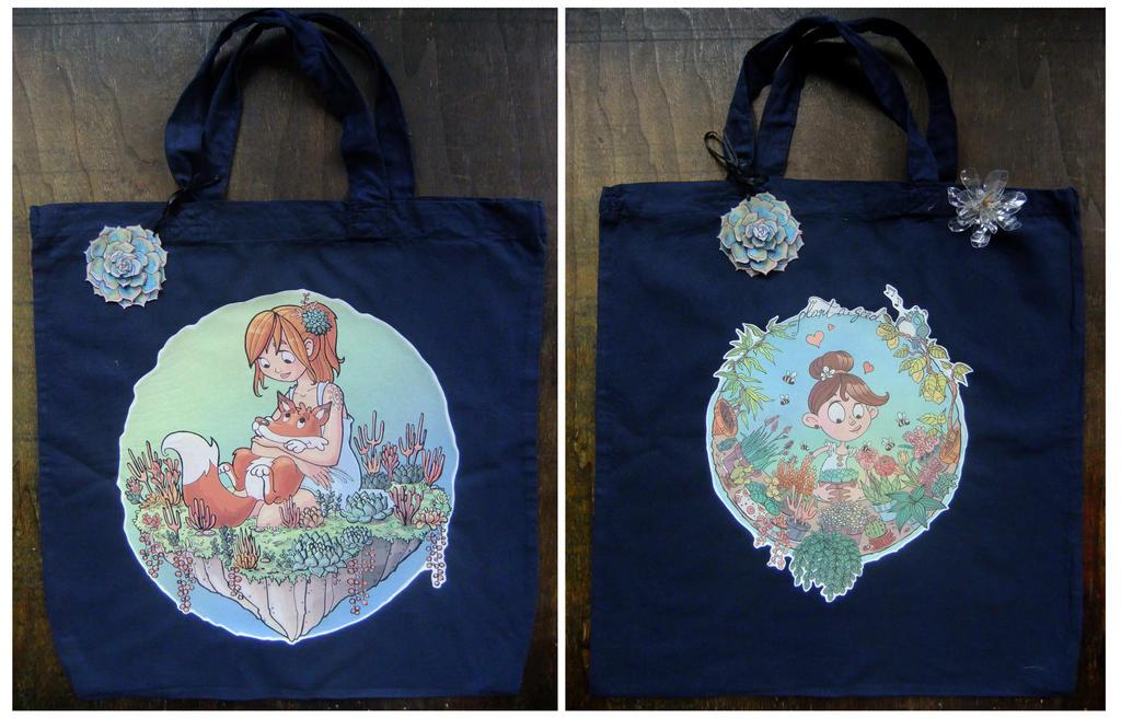 Bags by NandudaLama