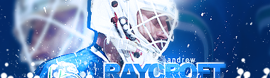 Vancouver Canucks. Raycroft_Sig_by_jordan888