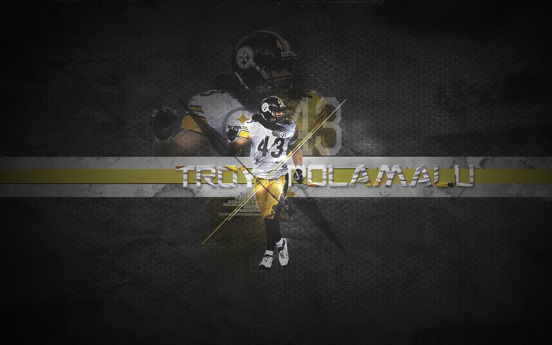 Troy Polamalu by Hurricane-Season