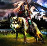 vargazarin the warg rider
