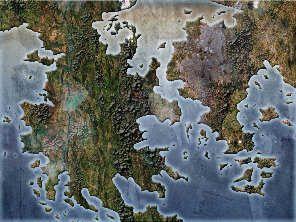 Fantasy Blank Map by Sedeslav on DeviantArt