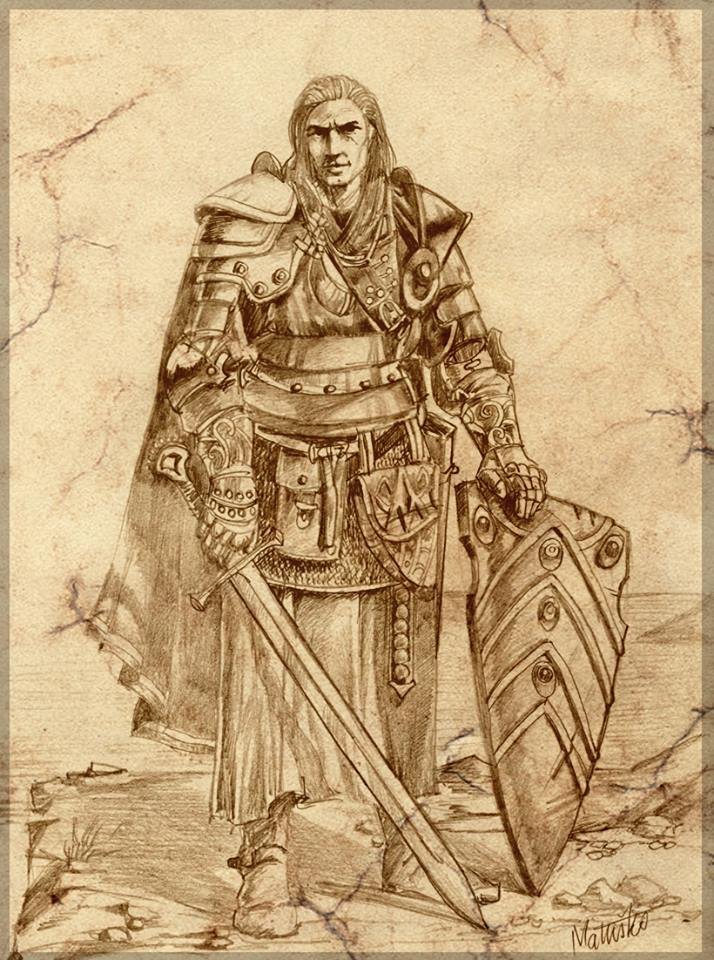 Path of a Warrior new version by Sedeslav