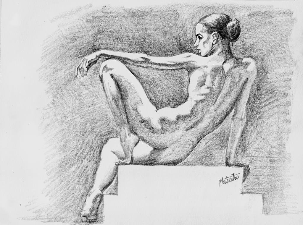 anatomy practice No 31 by Sedeslav