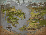 Goreland map