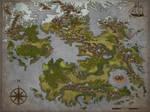 New blank fantasy Map
