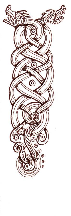 Viking Knotwork Designs Bing Images