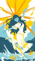 TA: Sunshine and Saltwater by Resa-hina