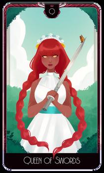 TA: Queen Of Swords