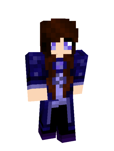 how to make a girl skin in minecraft