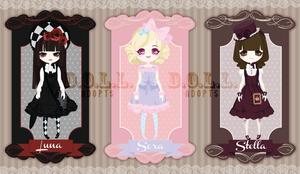 Lolita Mascot Commission