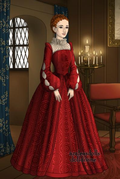 Queen Elizabeth I by eternalkikyofan