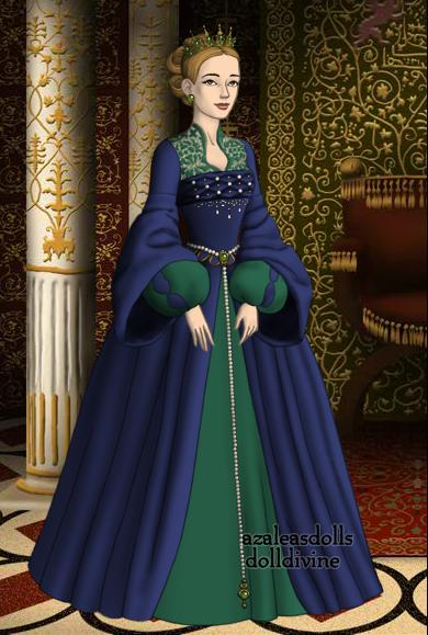 Anne of Cleves by eternalkikyofan