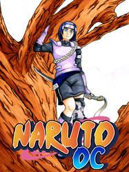 Commission- Naruto OC