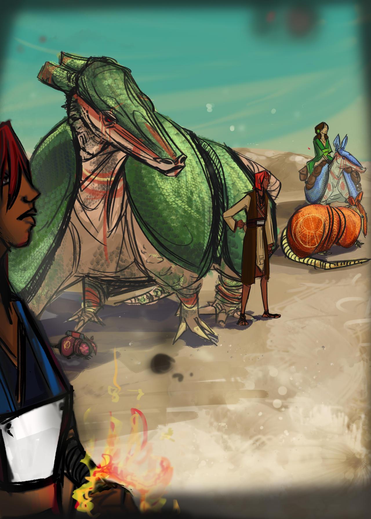 WARmadillos by Jedigirl2992