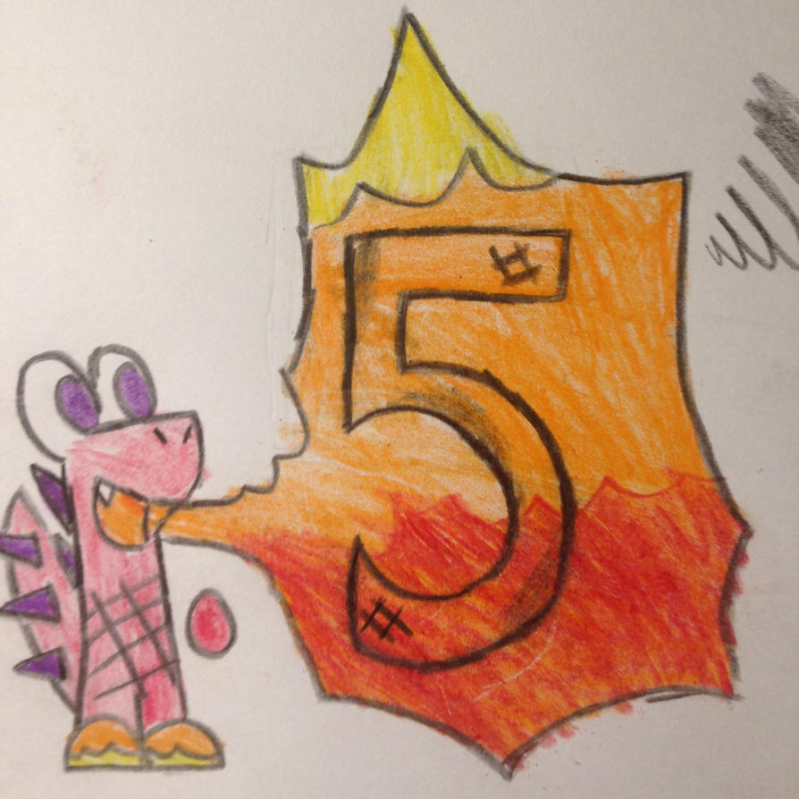 Birthday countdown 5 days left by pizzawolf20 on deviantart - Birthday countdown wallpaper ...