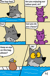 Lone Wolf - Page 4 by PizzaWolf20