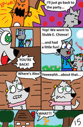 PizzaWolf Birthday Bash - Page 15 by PizzaWolf20