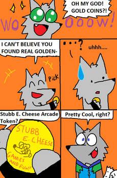 Pirate Wolf - Page 21