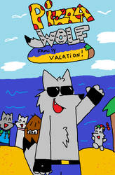 PizzaWolf Family Vacation - Cover