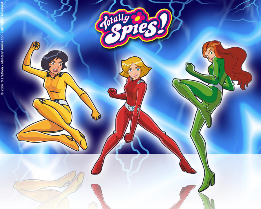 Totally spies favourites by crystalhourmouny2014 on deviantart - Clover totally spies ...