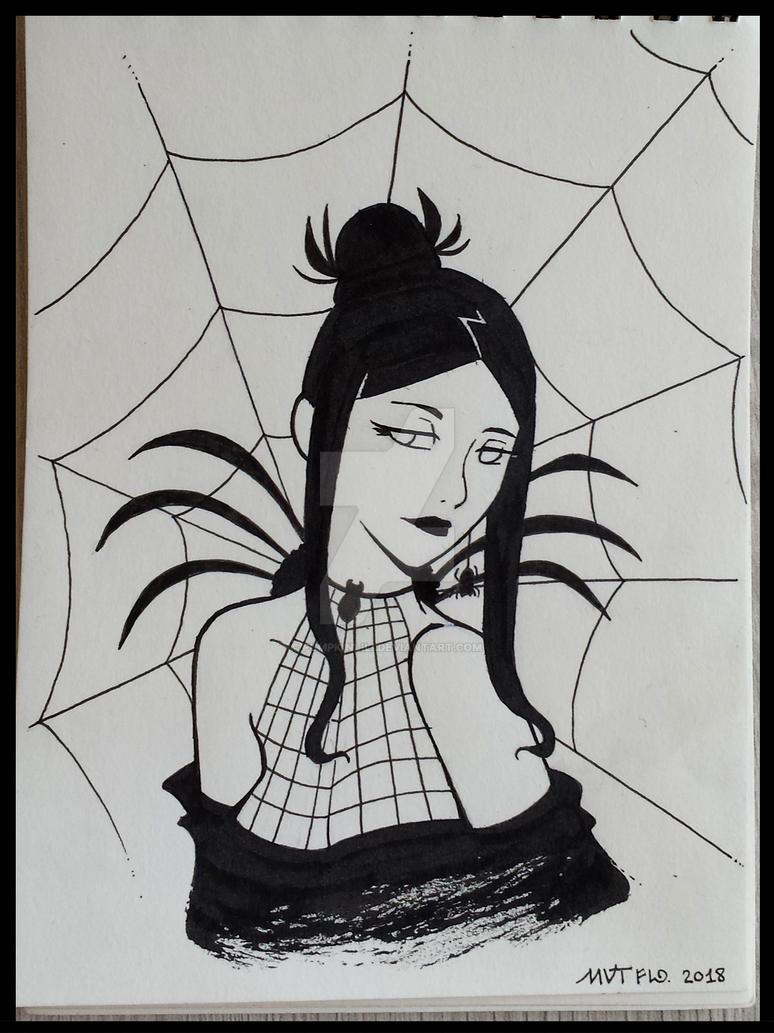 Soul Eater Arachne by PumpkinLili