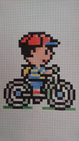 Ness and his bike