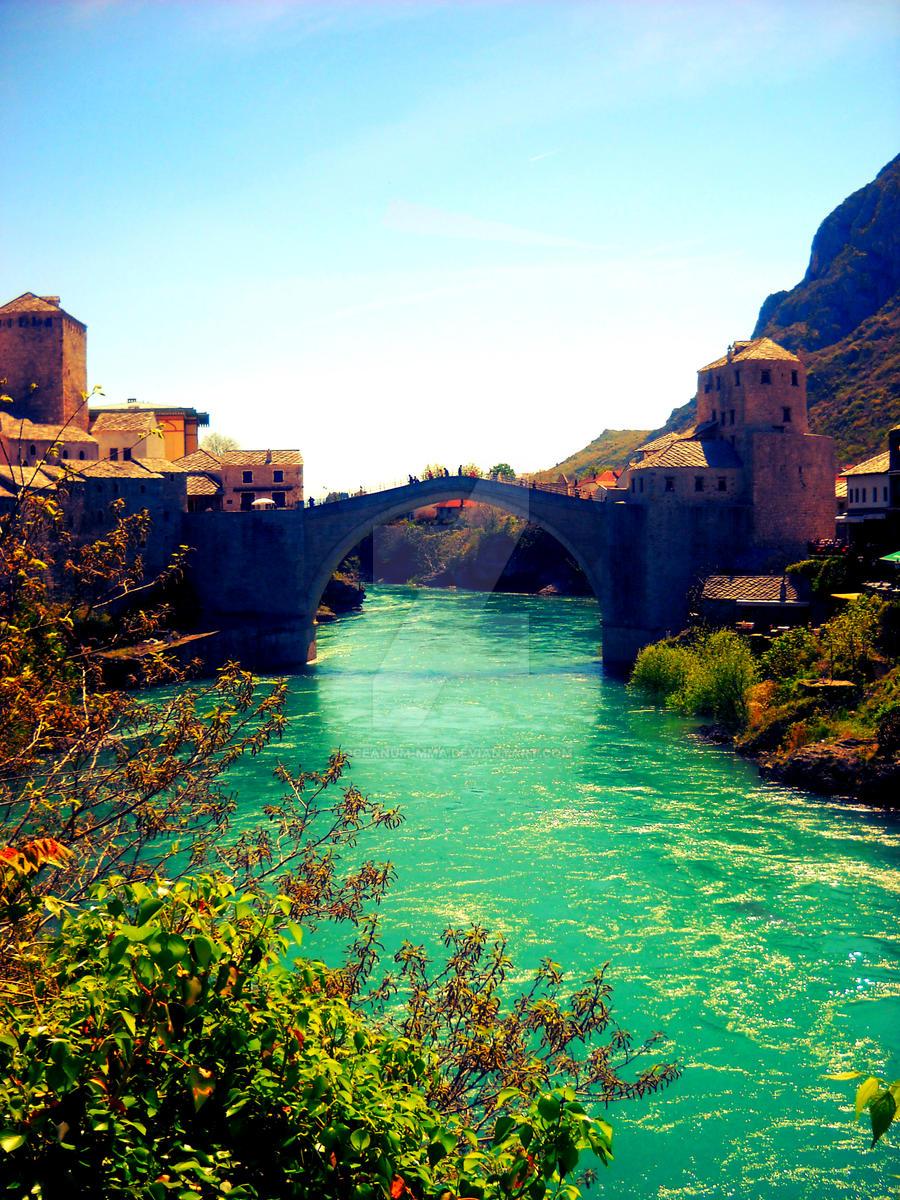 Mostar by Oceanum-MMA