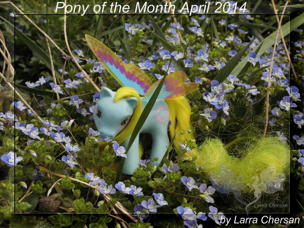 Pony of the Month April 2014