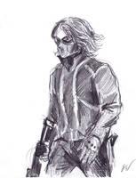 Winter Soldier by Krepf