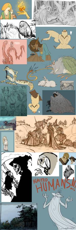 Doodles Ahoy
