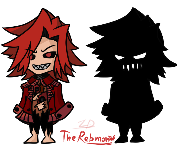 The Redman By Zodiacfnaf On