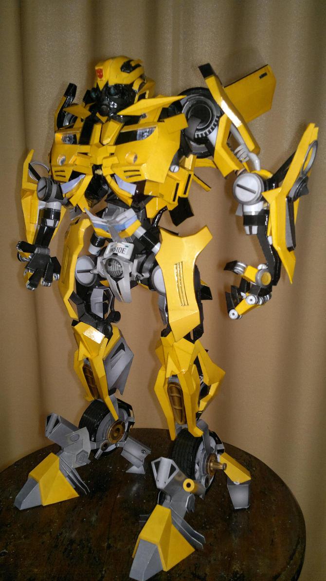 Bumblebee 1 by SrTicomik