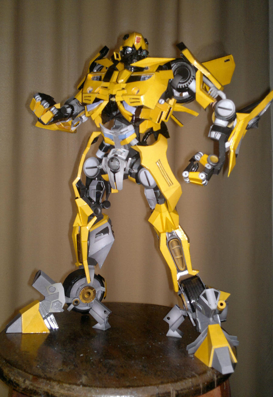 Bumblebee 8 by SrTicomik