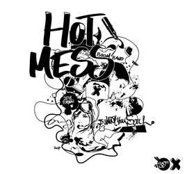 hot mess by souloff