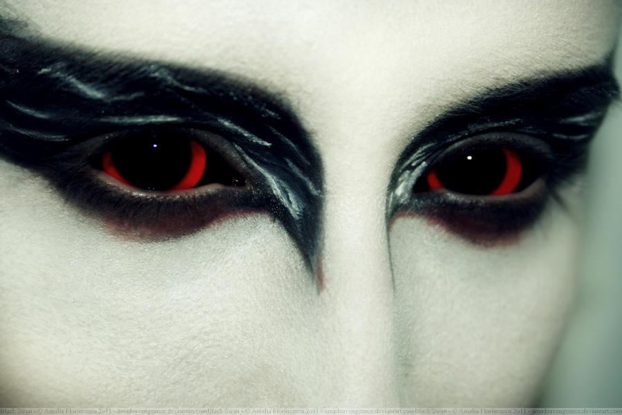 Black Swan by AmadeaVengeance