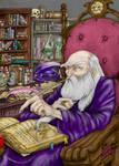Wizard's Den 1024 Color
