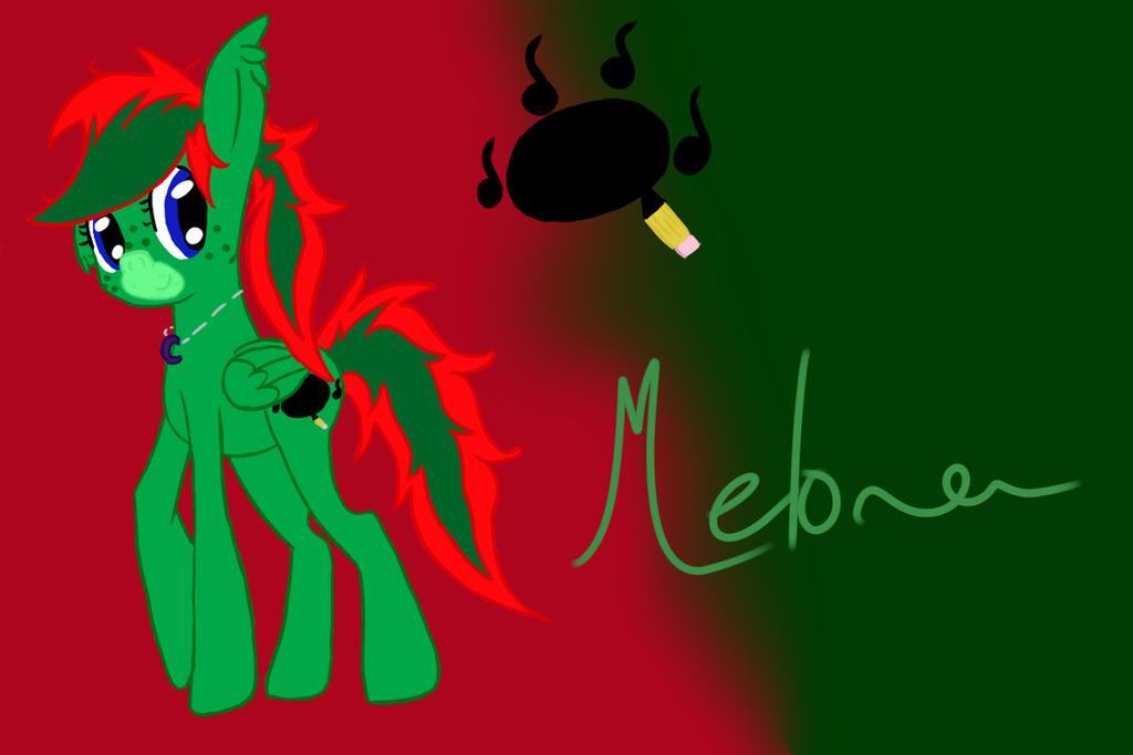 Melona reff by Peppa91