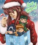 .Merry Yu Yu Christmas.