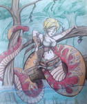 Illia, The Serpent Child