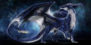 Lothar the Frost Dragon
