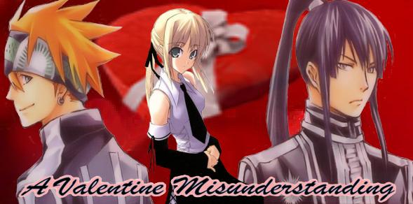 A Valentine Misunderstanding Banner by 610sakura