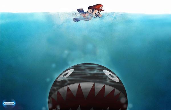 mario tiburon