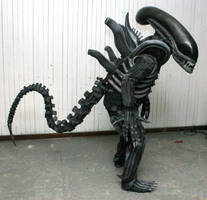 Alien 2012 by mostlymade