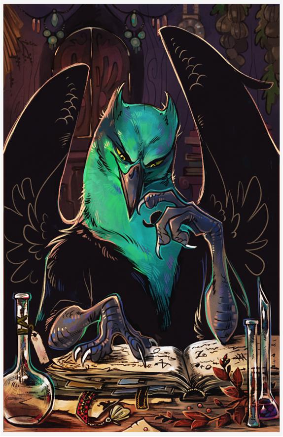 Alchemist by Drkav