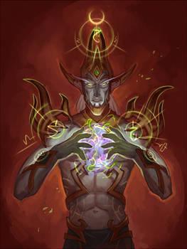 Lord Thalirel by Drkav