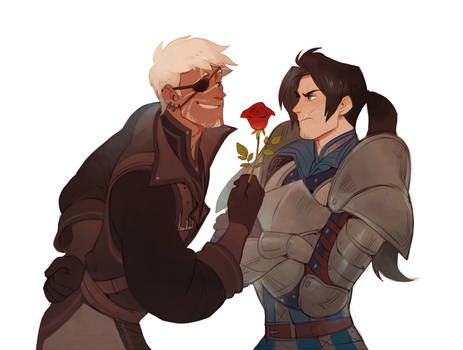 Leon and Gale