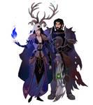 Aleyina and Berenal