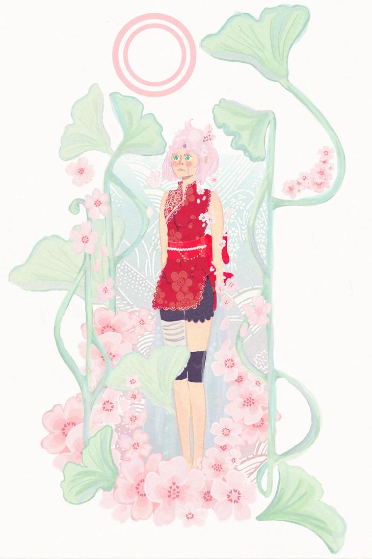 Sakura Tarot by Usoly